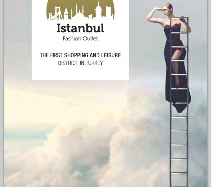Brochure di Istanbul Fashion Outlet